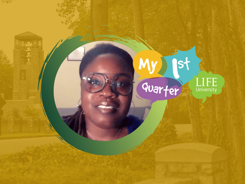 My 1st Quarter: Chantelle Frazier