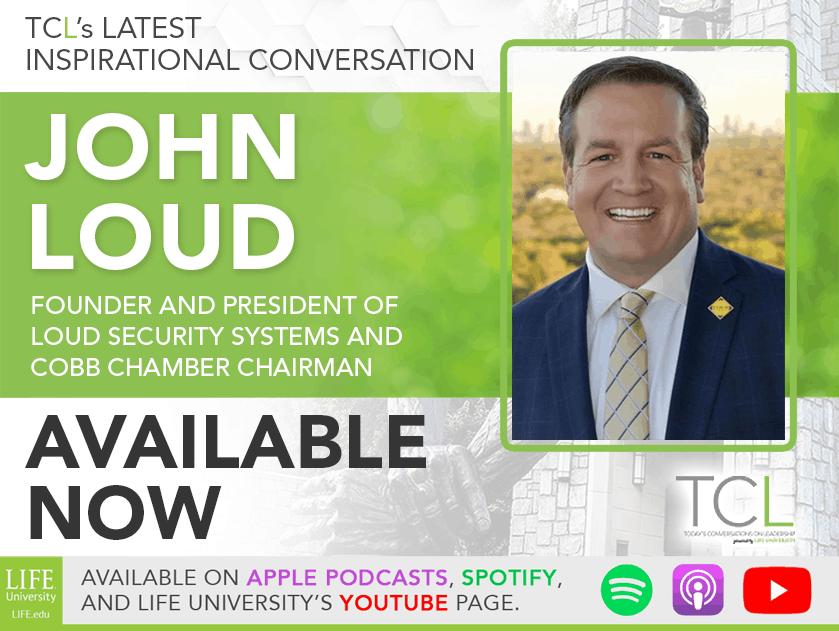 TCL October 28: John Loud