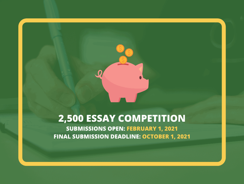 $2,500 NBCE Essay Competition