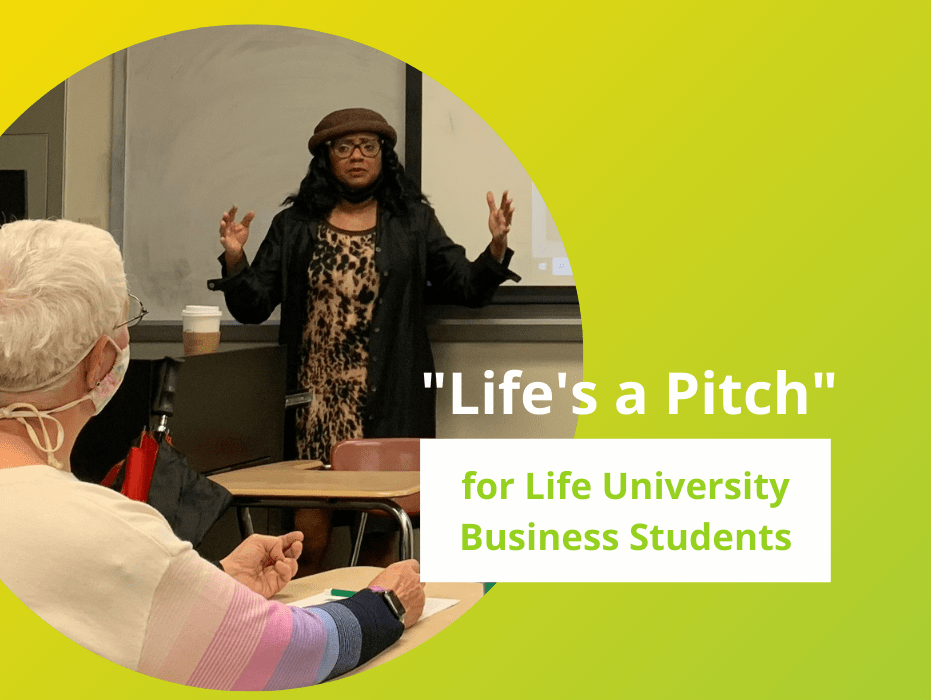 """Life's a Pitch"" for Life University Business Students"