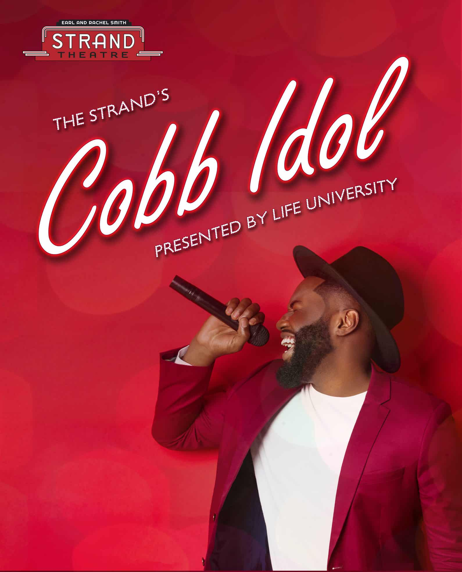 "Life University Staff Member to Take Center Stage at ""Cobb Idol"""