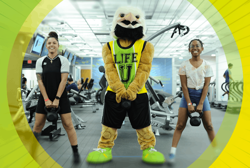 Utilizing Campus Recreation and Wellness – Fitness Center